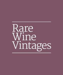 Rare Wine Vintages
