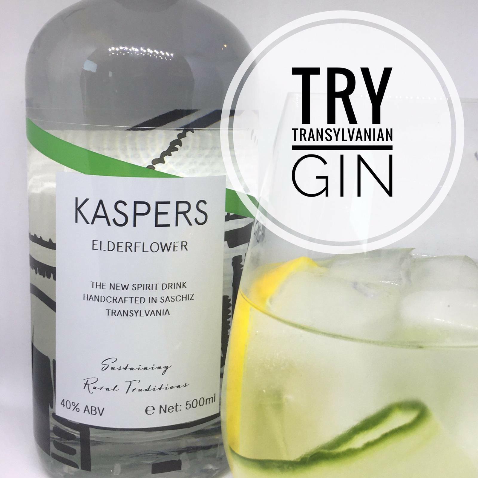 Try Transylvanian Gin